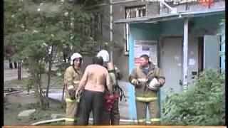 Взрыв прогремел в доме на Тальмиро Тольятти