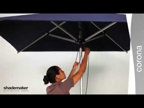 Shademaker Corona Series Umbrella