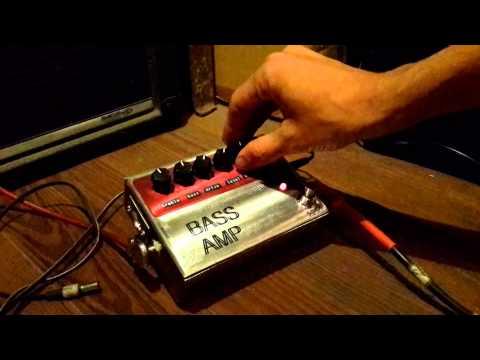 Bass Amp XYZ