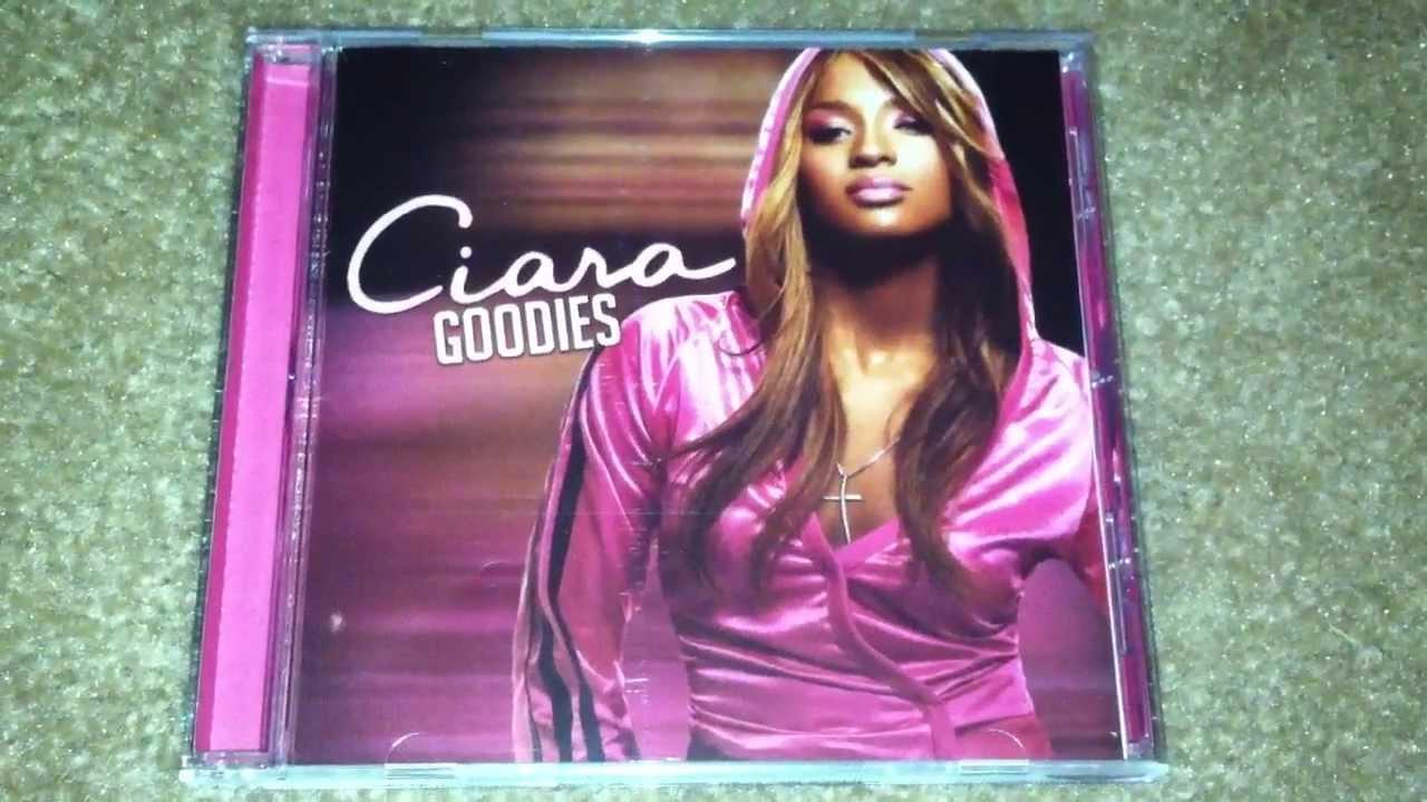 cd de ciara goodies