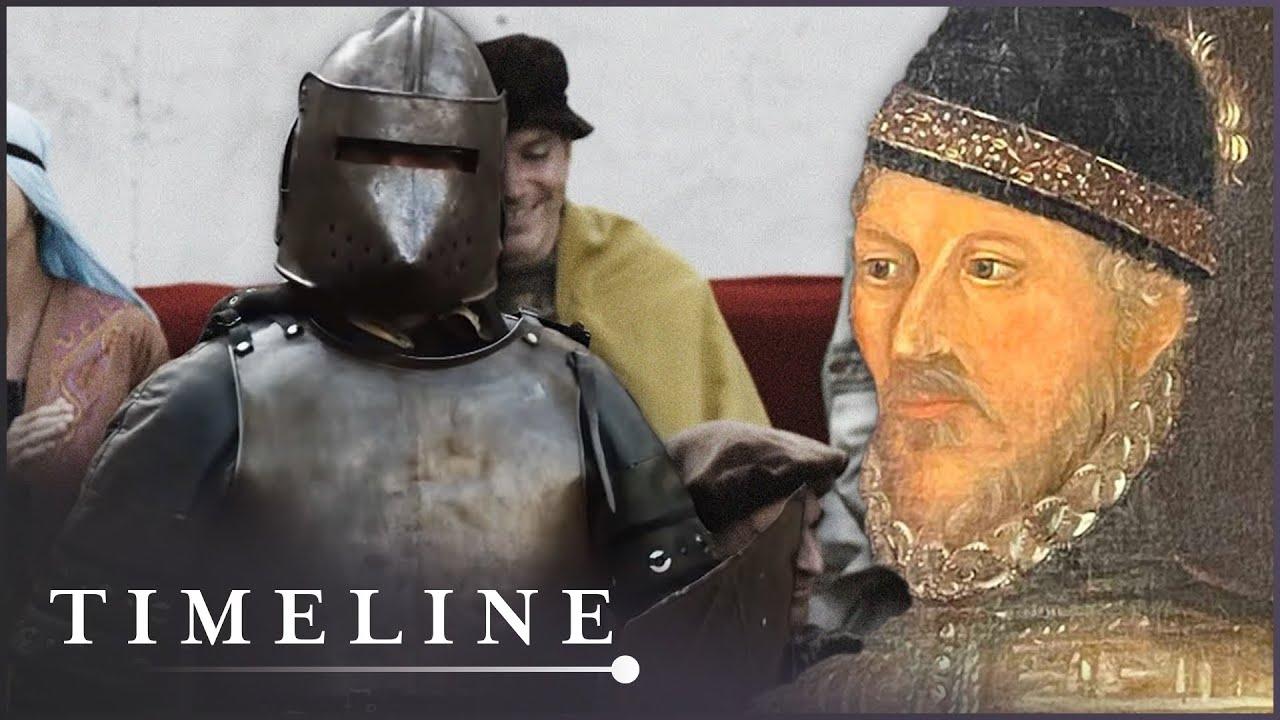Britain's Bloody Crown –  S1, Ep2 – The Kingmaker Must Die