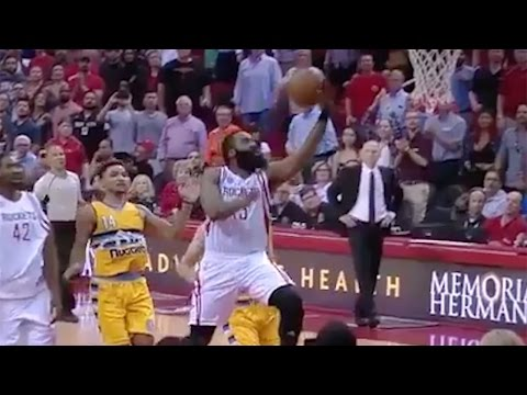 James Harden CAUGHT... Playing DEFENSE!