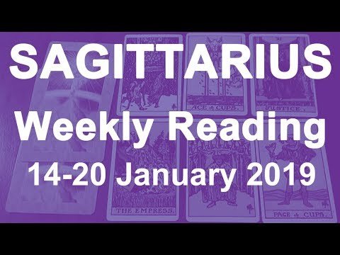 january sagittarius 2020 tarot