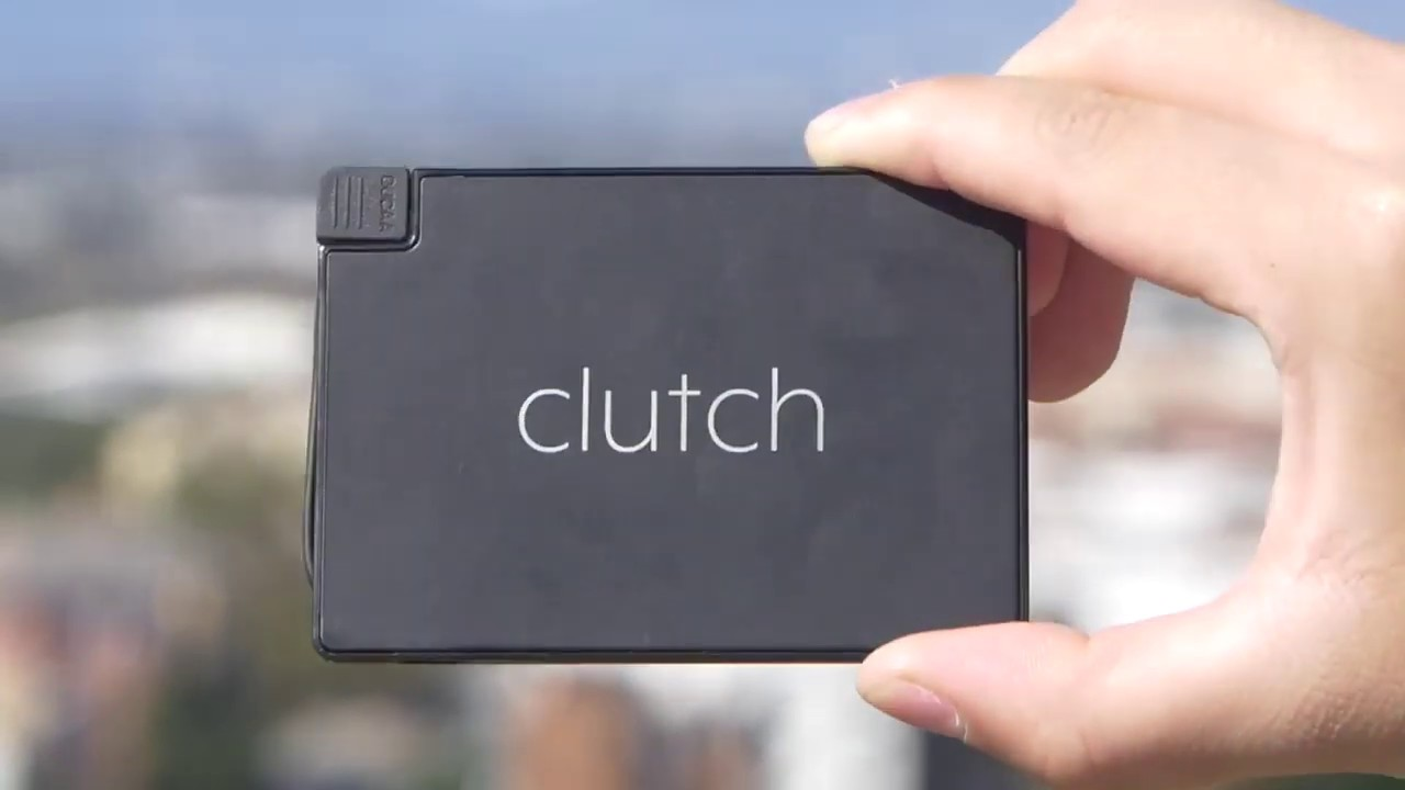 Clutch Charger // Lightning Connector video thumbnail