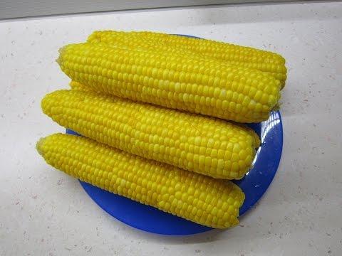 Как определить сварилась кукуруза или нет