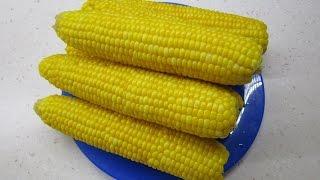Как правильно сварить кукурузу? вкусно и просто!