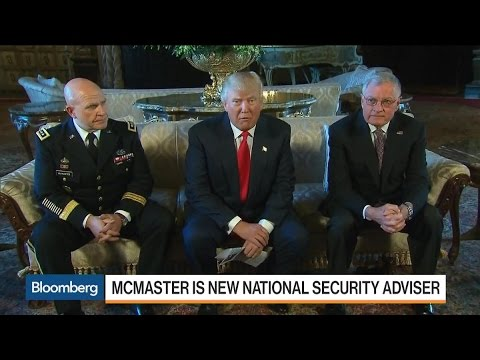 Who Is National Security Adviser General H.R. McMaster?
