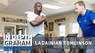 LaDainian Tomlinson: I made Reggie Bush puke