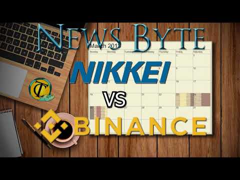 "Crypto Coffee Update: 3/23(Fri) to 3/25(Sun) - Nikkei Says ""BAN"" but Binance Bites Back!"