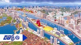 Tái khởi động siêu dự án trấn sông Hồng   VTC