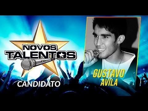 Novos Talentos 2015 Candidato Gustavo Avila