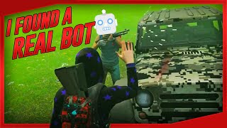 BOTS ON H1Z1 PS4 ARE 100% REAL (PROOF)
