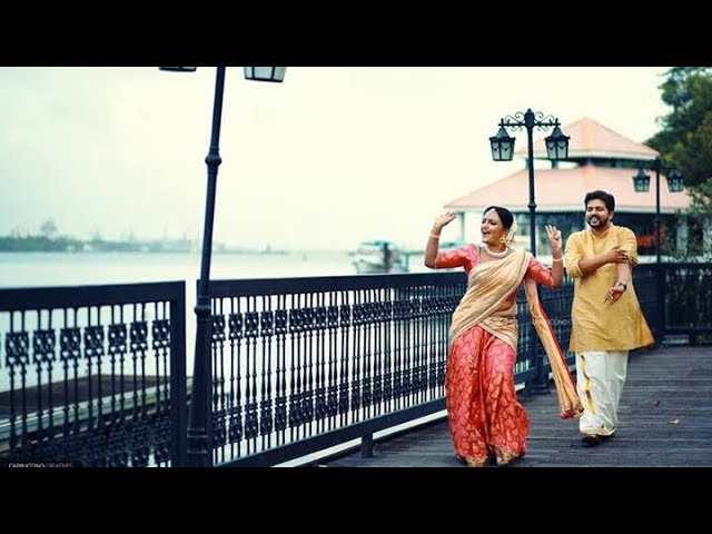 Indian Wedding Lip Dub Video | Kerala Wedding Highlights | Pooja + Finson