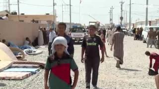 الجيش العراقي يحصار القيارة من ثلاث جهات