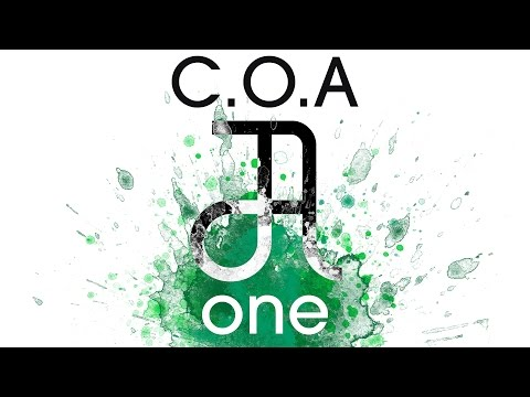 C.O.A. - ONE | From Parookaville 2016 DJ Contest