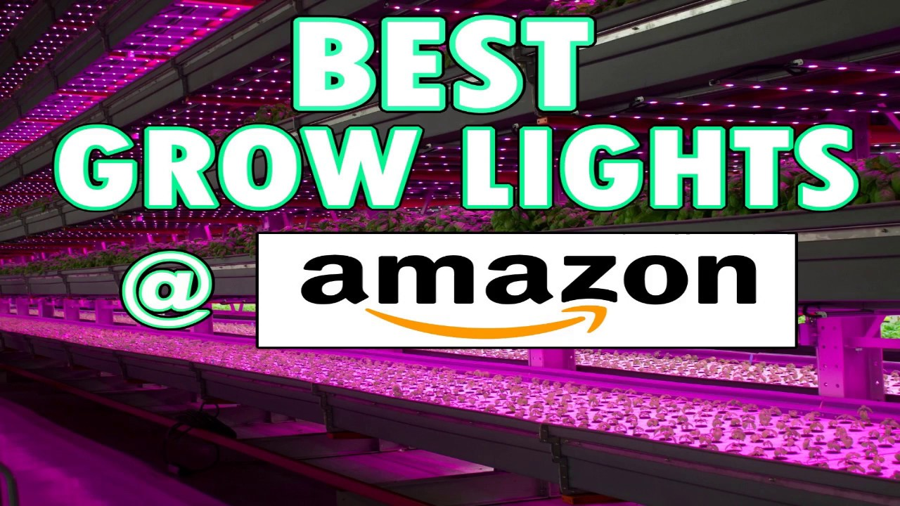 Led Grow Lights On Amazon For 2017 Top 5 Best Price
