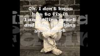 Blinded by Love- Lenka (lyric video)