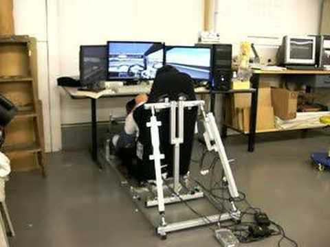 Dave's Racing Simulator