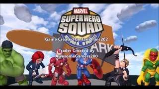 Roblox Marvel Super Hero Squad Online Trailer