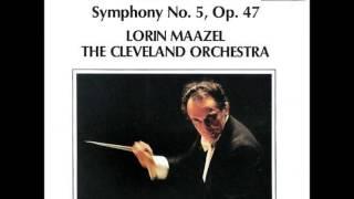 Shostakovich - Symphony No. 5 - 3. Largo