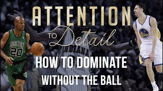 How To Dominate Without Even Dribbling!