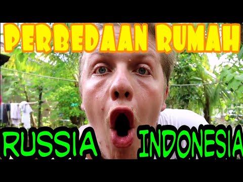 PERBEDAAN ANTARA RUMAH DI RUSSIA DAN INDONESIA! 🇮🇩🇷🇺