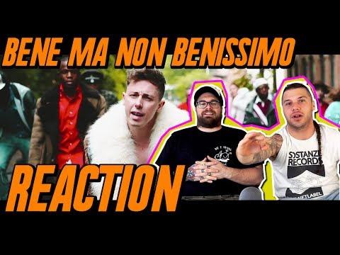 SHADE - BENE MA NON BENISSIMO | RAP REACTION | ARCADEBOYZ