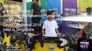 Download lagu Singapore Drum Off Winner 2018    Bohemian