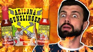 Download Irish People Try Arizona Gunslinger Hot Sauces