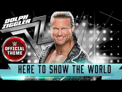 Dolph Ziggler - Here to Show the World (Entrance Theme)