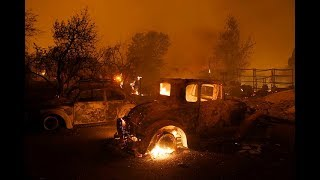 Camp Fire turns fatal in Paradise, California