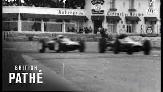 Clark Wins French Grand Prix (1963)