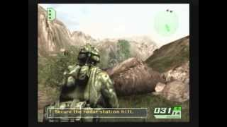 Ghost Recon 2 (PS2) Gameplay