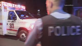 2 Chicago police officers, suspect shot during traffic stop in Homan Square