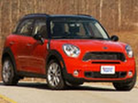 Mini Countryman from Consumer Reports