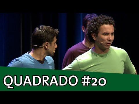 IMPROVÁVEL - QUADRADO IMPROVÁVEL #20
