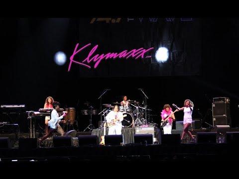 Klymaxx.com: Orleans Arena; Old School Party Jam 2016