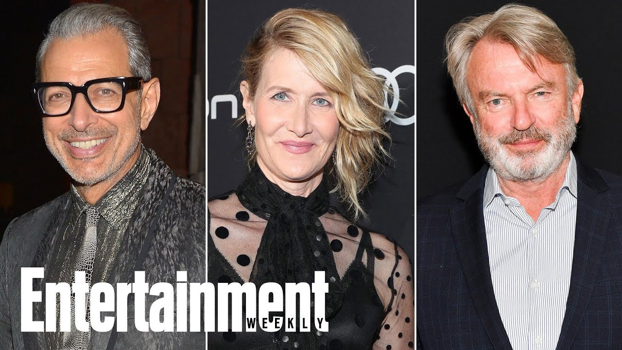 Jeff Goldblum, Laura Dern & Sam Neill Back For Jurassic World 3 | News Flash