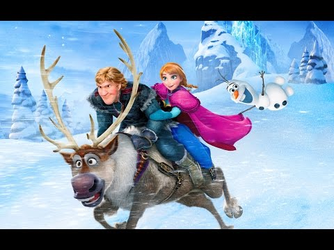 Disney Frozen Dibujos animados infantiles  YouTube