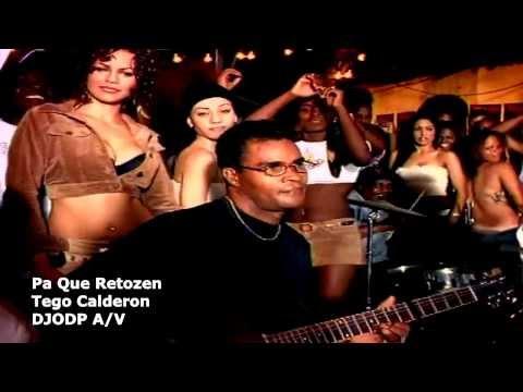 Tego Calderon - Pa Que Retozen (party...