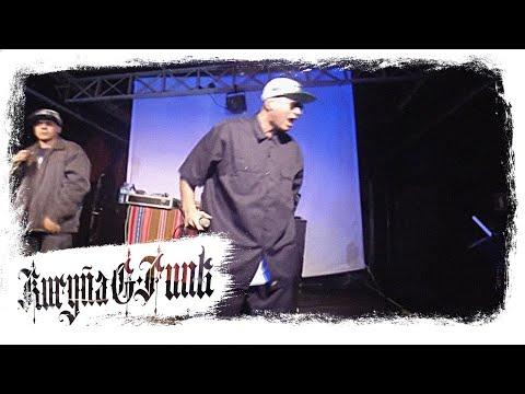 """VIVA LA RAZA apresenta: """"KURYÑA G-FUNK"""" [Show OFICIAL - 14.06.14]"""