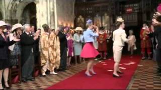 T-MOBILE- ROYAL WEDDING of Prince William and Kate - Klezmer Style!