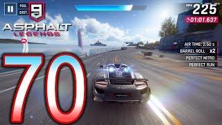 ASPHALT 9 Legends Switch Walkthrough - Part 70 - Chapter 4: Porsche