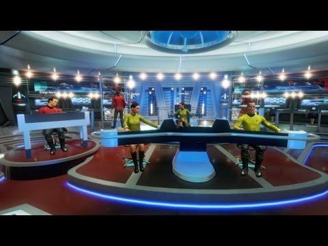 Star Trek: Bridge Crew Gameplay Showcase – IGN Live: E3 2016