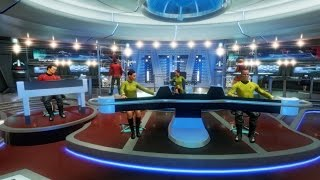 Star Trek: Bridge Crew Gameplay Showcase - IGN Live: E3 2016