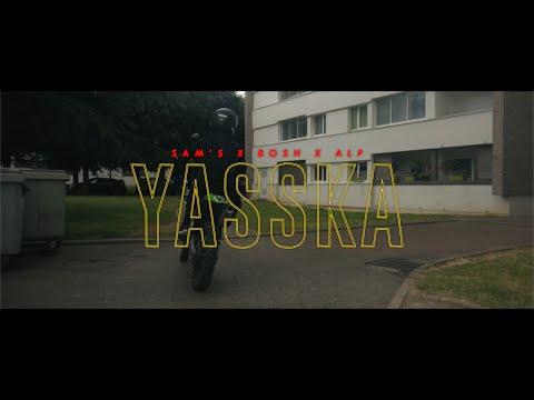 Youtube: YASSKA – Sam's ft Bosh & ALP (B.O de la série Validé)