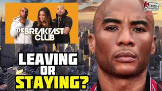 BREAKING: Charlamagne Tha God Just Announced If He's Leaving or Staying At The Breakfast Club!