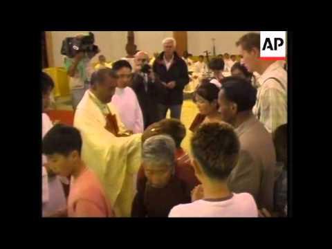 Filipino priest becomes Mongolia's first Roman Catholic bishop
