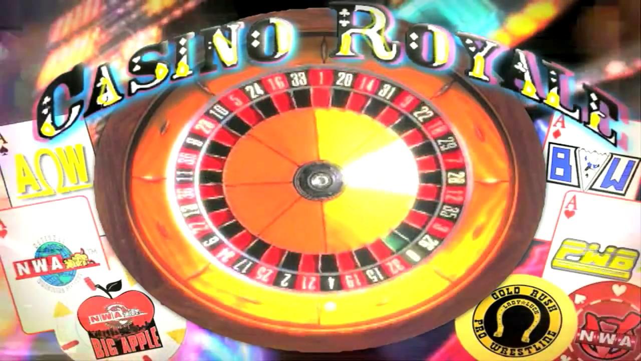 casino royal intro