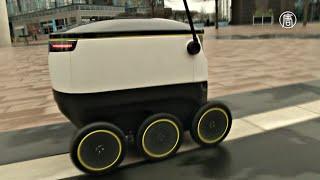 В Лондоне испытывают первого робота-курьера (новости)(http://ntdtv.ru/ В Лондоне испытывают первого робота-курьера. Вот такой робот-курьер вскоре может стать вполне..., 2016-03-18T12:02:43.000Z)